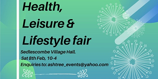 Health, Leisure & Lifestyle fair
