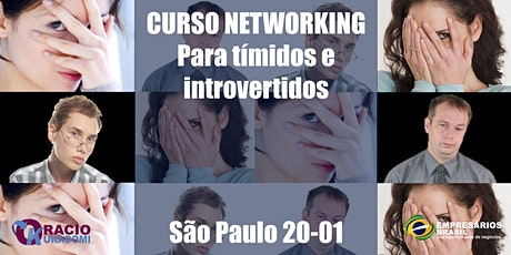20-01 CURSO NETWORKING para tímidos e introvertidos ingressos