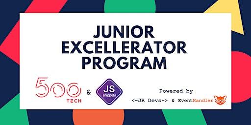 Junior Excellerator Program - 500Tech & JS Snippets