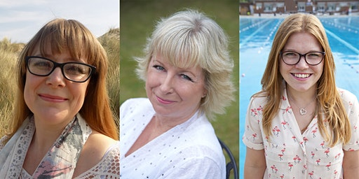 An afternoon with Jill Mansell & Special Guests Libby Page and Emma Cooper