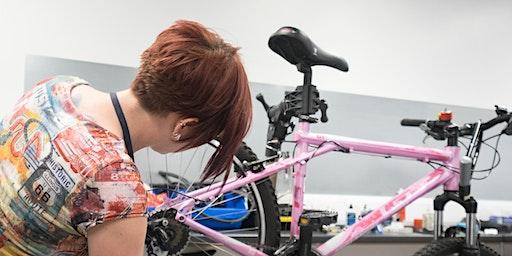 Basic bicycle maintenance [Bury]
