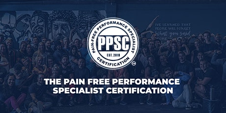 Pain-Free Performance Specialist Certification - BUCHAREST billets