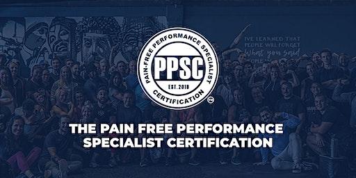 Pain-Free Performance Specialist Certification - BUCHAREST