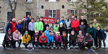 Mill Street Milers run club - the JanYOUary run tickets
