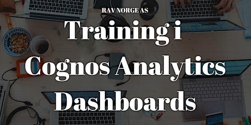 Training i Cognos Analytics Dashboards