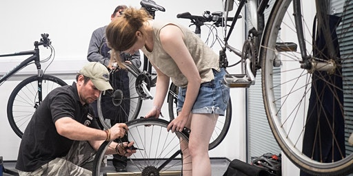 Intermediate bicycle maintenance [Bury]