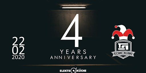 Techno Allianz 4 Years Anniversary