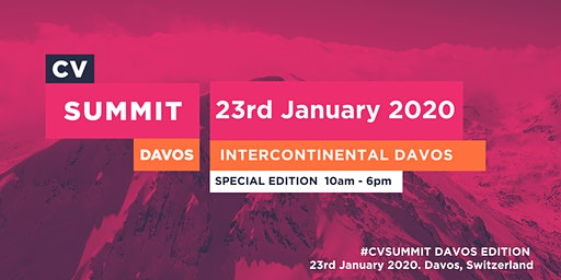 CV SUMMIT - Intercontinental Hotel Davos