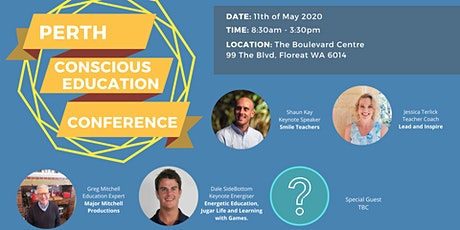 Perth Conscious Education Conference tickets