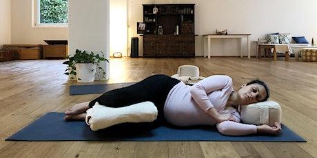 Prenatal Yoga billets