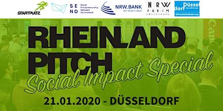 Rheinland-Pitch Social Impact Special 2020 Tickets