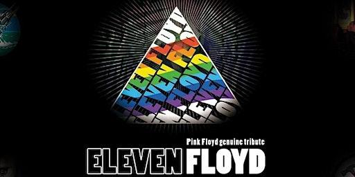 Eleven Floyd live Pink floyd tribute