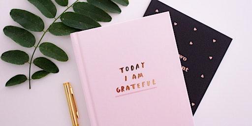 Many Thanks: Gratitude Journaling