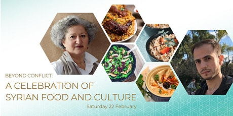 Beyond Conflict: A Celebration of Syrian Food and Culture tickets