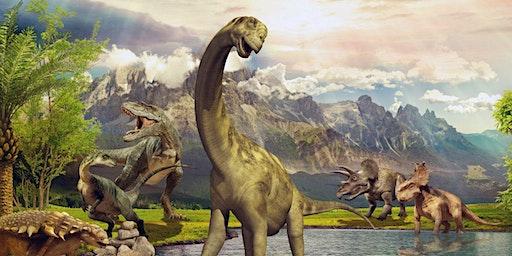 Whitehall Gets Crafty: Dinosaur Fun