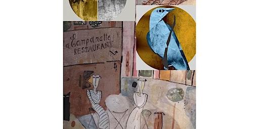 KONSTPOTPURRI - Utställning på Galleri Upsala 1- 6 februari 2020