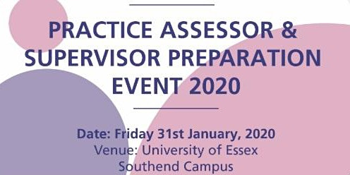 Practice Assessor & Supervisor Preparation Event 2020