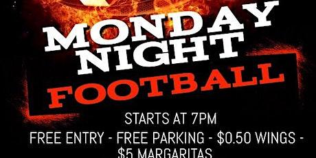 Monday night football tickets