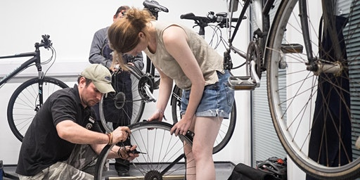 Intermediate bicycle maintenance [Bolton]