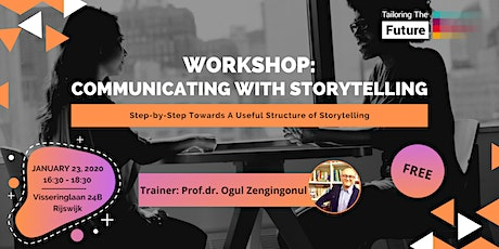 Workshop: Communicating with Storytelling tickets