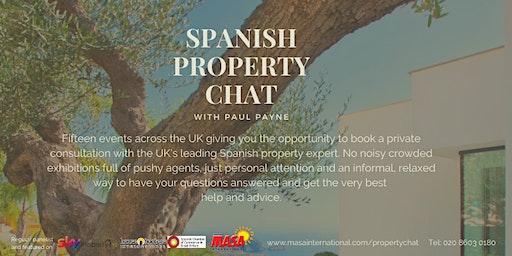 Birmingham: Spanish Property Chat