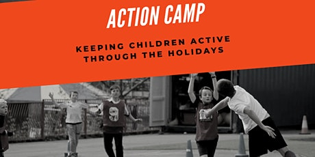 20% DISCOUNT ACTION CAMP - FEBRUARY HALF TERM Day 1, 2 & 3 tickets