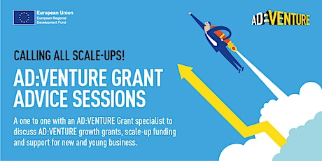 Adventure Grant Advice Session in Halifax tickets