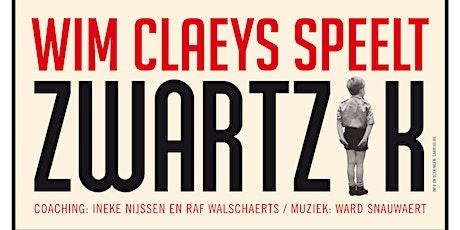 Cabaretvoorstelling 'Zwartzak' tickets