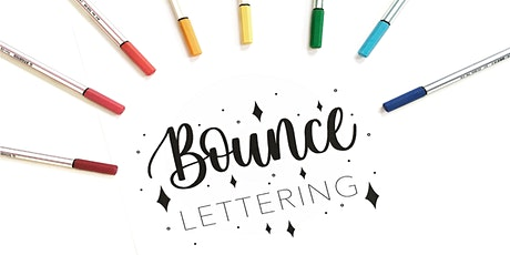 Atelier Bounce Lettering tickets
