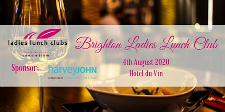 Brighton Ladies Lunch Club - 4th August 2020 tickets