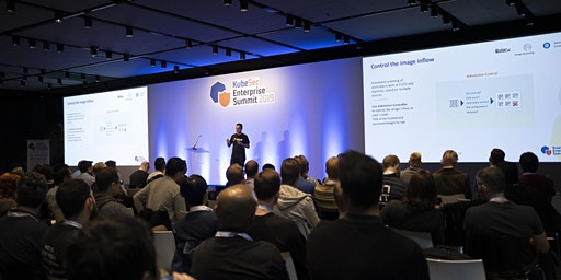 KubeSec Enterprise Summit - Amsterdam 2020