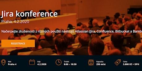 Jira konference tickets