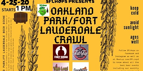 FTL/Oakland Park Bar Crawl tickets