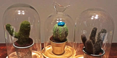 Workshop cactussen vilten tickets
