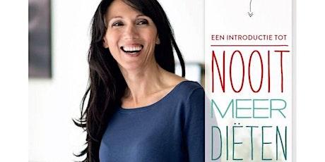 Lezing 'Nooit meer diëten' door Sandra Bekkari tickets