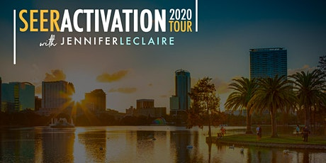 Seer Activation 2020 Tour | Orlando, Florida tickets