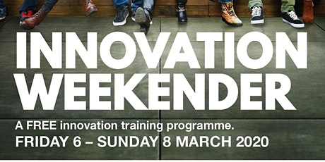 Innovation Weekender tickets
