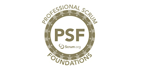 Professional Scrum Foundations - SP Fevereiro  ingressos