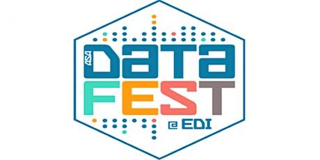 Celebrating Data - ASA DataFest Review tickets