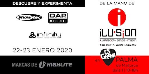 Demo Palma de Mallorca (no registration needed) @ ES GREMI with Ilusión Balear