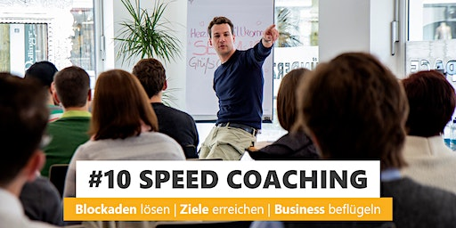 #10 SPEED COACHING
