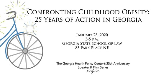 Confronting Obesity: 25 Years of Action in Georgia