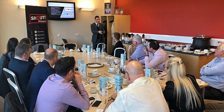 Wigan Wednesday Lunch Networking Group tickets