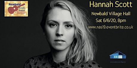 Hannah Scott & Stefano Della Casa tickets