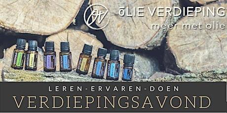 Olieverdiepingsavond Apeldoorn 17 september 2020 tickets