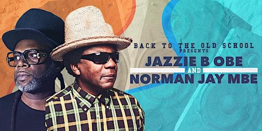 Norman Jay & Jazzie B