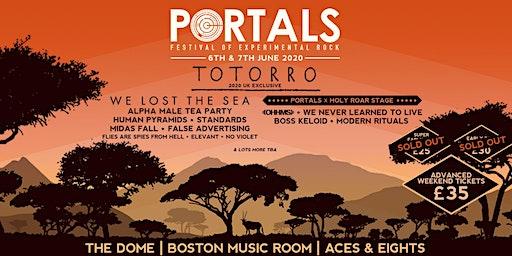 Portals Festival 2020