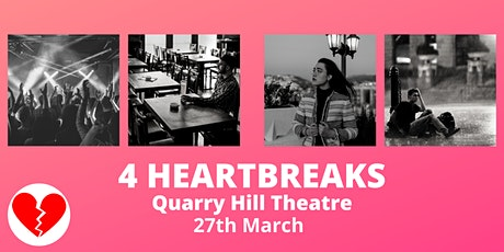 4 Heartbreaks - The Musical tickets