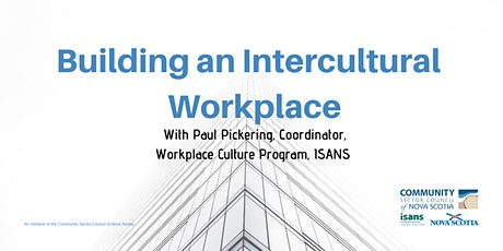 Building an Intercultural Workplace - Amherst tickets