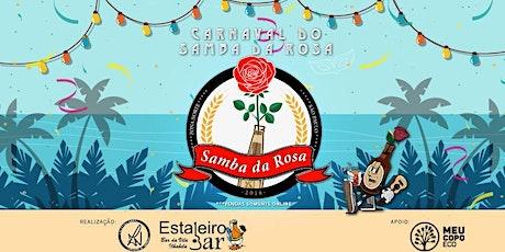 Samba da Rosa - Carnaval na Ilhabela ingressos
